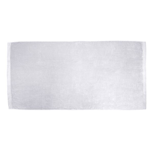 Velour 100% Cotton Beach Towel by Terry Town